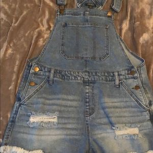 Wild Fable Overall Shorts